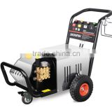 5.5KW high pressure washer,portable high pressure water jet machine,electric high pressure cold water jet cleaner