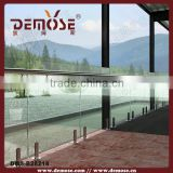outdoor glass balcony railing with glass spigot                                                                         Quality Choice