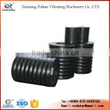 vibrating sifter rubber spring