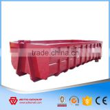 Hot sell roll off bins hook lift containers construction waste management hook lift containers