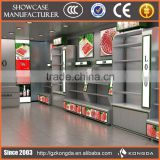 Supply all kinds of food display shelving,baby clothes display stand,acrylic gun display holder