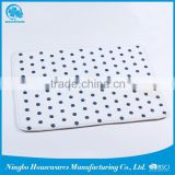 Beautiful Hot Sale pvc backed non-slip memory bath mat