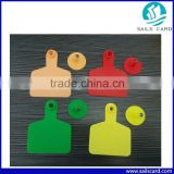 2016 hot selling Laser printing plastic cattle ear tag for cattle cow                                                                                                         Supplier's Choice