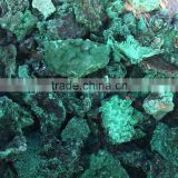 Natural Malachite Rough Stone Crystal Specimen