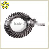Liugong 5 ton wheel loader spare parts 50C spiral bevel gear crown gear 8/37 bevel gear construction machinery parts gears