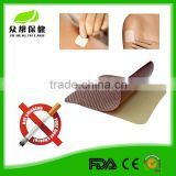 2015 original factory hot sell effect nicotine patch quick quit cigarette stop smoke patch for stop smoking