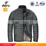 Middle aged men's cotton jacket winter cotton-padded jacket man cotton bomber jacket parka
