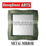 designe metal mirror frame,fancy mirror frames, decorate mirror frame
