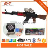 Soft air rifle gun toys with water bullet for kids