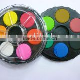 12 Color Watercolor Paint