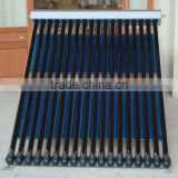 Heat u Pipe Solar Collector