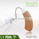 Thin tube Open Air Digital Hearing Aids with rocker switch,OF sound amplifier