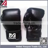 durable PU grant mini boxing gloves with breathable mesh