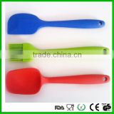 Hot Buffet Silicone kitchen Gadget bbq tools tong sets