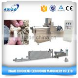 Textrued Soy Protein Machine/tissue Soya Vegetable Nuggets Mince Protein Making Machinery