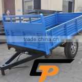 weifang CP machinery agricultural equipment 4x4 40HP new top quality small tractor trailer made in China