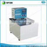 high temperature electric circulating oil bath for laboratory led digital display