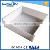 Plastic folding box packing, PP plastic packaging box