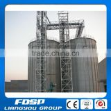 Wheat maize storage silo system wheat silo for livestock feed