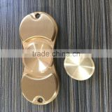 Hand Spinner Premium Copper Metal CNC Made Pure metalworn Fidget Toy EDC Toy Increases Focus for ADHD ADD Autism