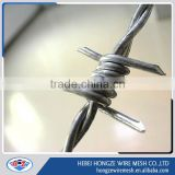 2015 Hot sale!!! Barbed wire brackets/concrete barbed wire/barbed wire philippines