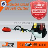 Long working life honda gx35 gasoline brush cutter