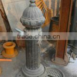 OEM offer free standing cast iron water fountain/basin