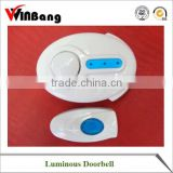 Wireless Remote Control Doorbell Model:WB-810