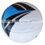 Custom Volley Balls Beach Balls Promotional Volleyballs sewing machine 5# volleyball