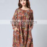 latest namely tribal nepal fat women casual dress