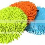 microfiber chenille car cleaning sponge pad