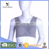 For Sale Fitness Young Girl Cotton Seamless Sports Bra