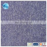 Wholesale 100% polyester cationic knitted fabric imtated silk for bathrobe garment