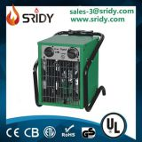 SRIDY Commercial / Industrial Electric Fan Heater With Thermostat  Portable Industrial Electric Fan Heater TSE-20D
