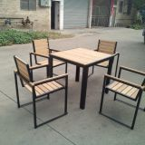 Coffee Shop/restaurant Teak Outdoor Furniture Hotel Teak Wood Lounge Chairs