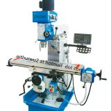 ZX6350S Drilling and Milling Machine