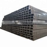 china factor 20x30 rectangular profile iron steel tube