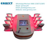3D Lipo Laser triple wavelength effective result body slimming machine