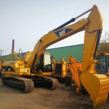 Used Caterpillar 320C Excavator in good condition and cheap price