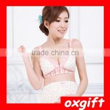OXGIFT Lace bra for ladies latest design maternity nursing bra wholesale,sexy maternity bra