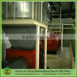 High Capacity China widely used corn starch processing machinery