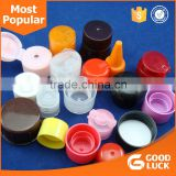 GOOD LUCK plastic cap wholesale plastic jar with screw cap china plastic bottle cap manufacturer