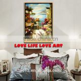 home decor wall art Mediterranean Sea oil painting on canvas                                                                         Quality Choice                                                     Most Popular
