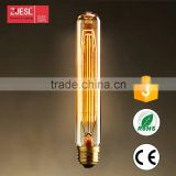 vintage tubular hairpin led edison bulbs g9 tungsten filament lamp