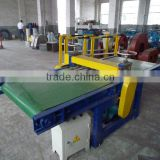 Rubber sheet cutting Machine / Tyre strips cutter