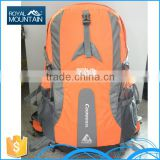 New design factory price wholesale polyester outdoor OEM travel bags 8354 50L 2015 hottest backpack bag with great price