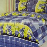 galaxy bed set 100% French quality bedding baby bed set polyester bedding set one piece bed set
