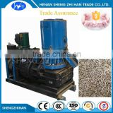 Trade Assurance wood straw agricultural waste Sawdust pellet mill machine