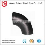 Hot product ms steel elbow pipe fittings used for structure / drilling / natural gas industry