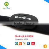 CooSpo High accuracy Bluetooth heart rate monitor chest strap                                                                                                         Supplier's Choice